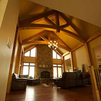 Log Home Builders Custom Log Homes Moore Log And
