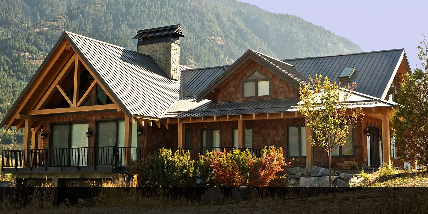 Log Homes Timber Frame Homes And More Building Styles
